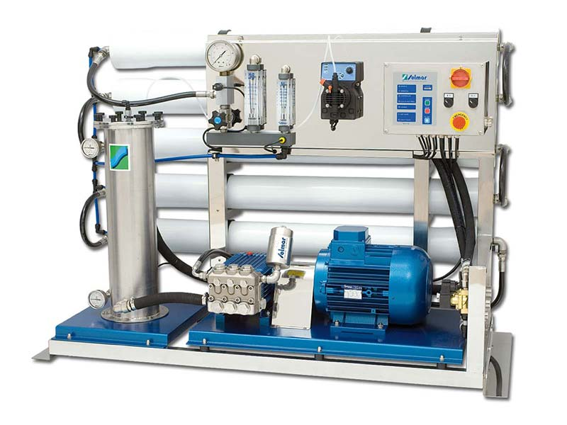 Atlantic SW watermaker
