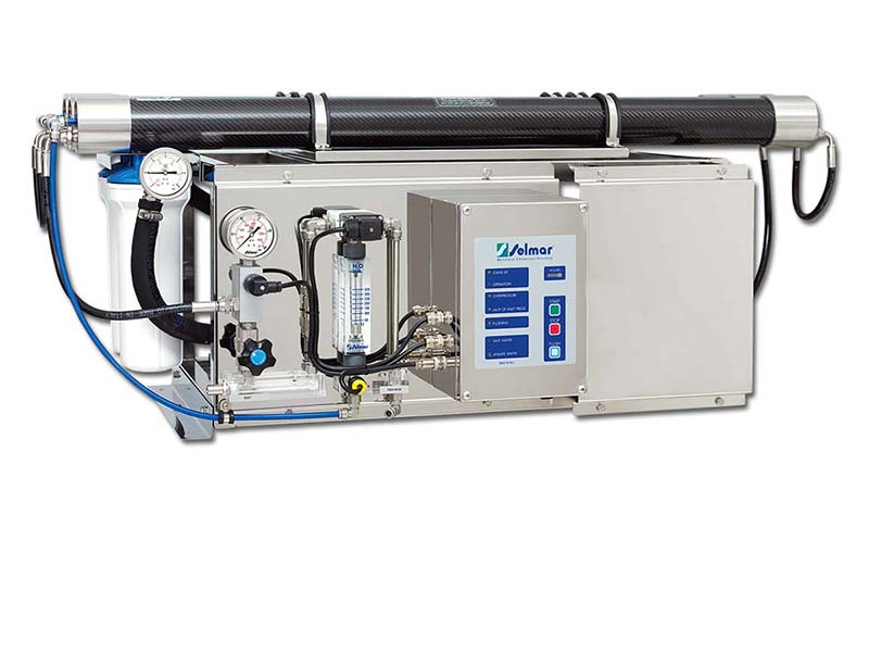 Pacific CS watermaker